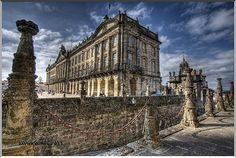 Pazo de Raxoy - Santiago de Compostela - A Coruña - España (Spain)