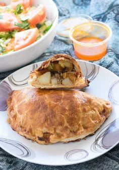 curried cornish pasties recipe