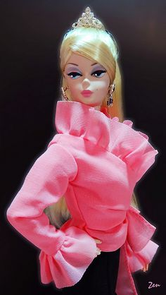 and add another of level of sophistication to the air. Play Barbie, Barbie I, Barbie World, Barbie Stories, Girls Best Friend, Beautiful Dolls, World Of Fashion, New Outfits, Fashion Dolls