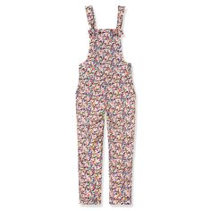 Floral Overall!