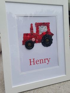 Hey, I found this really awesome Etsy listing at https://www.etsy.com/au/listing/384614584/trevor-tractor-button-detailed