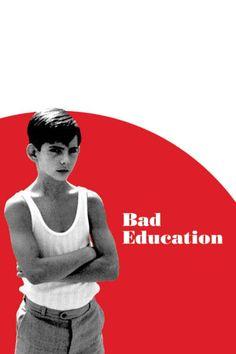 Watch Bad Education (2004) Full Movie Online Free