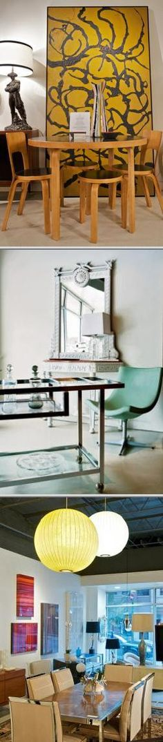 Modlife, Inc. Is A 20th Century Modern Curator Of Case Goods, Seating, · Chicago  FurnitureFurniture RestorationHome ...