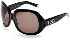 DSQUARED2 Women's DQ0019 Resin Sunglasses,Black Frame/Roviex Lens,one size DSQUARED2. $120.00. Save 71% Off!