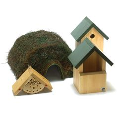 Wildlife habitats kit