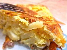 Omelette pommes de terre au cookeo, une recette facile et rapide pour votre plat principal ou accompagner votre plat, faite avec cookeo.