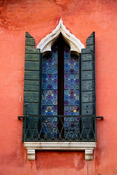 Venetian Window - Italy