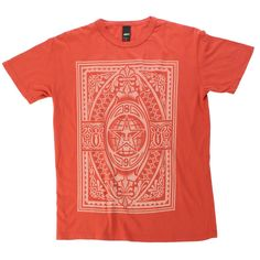 Obey Clothing Old World Order Antique T Shirt