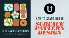 UPPERCASE Surface Pattern Design Guide. Our Spring issue has a very special feature: the UPPERCASE Surface Pattern Design Guide.  I'm really...
