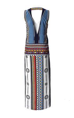 Deco Dancer Dress by ROMANCE WAS BORN Now Available on Moda Operandi