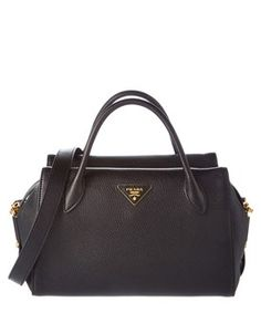 06783d57a251 Prada Prada Vitello Daino Leather Shoulder Bag Prada Bag