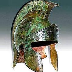 Roman full size helmet