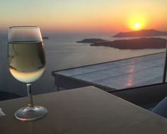 Top 5 Places To Visit in Santorini, Greece: Santos Winery
