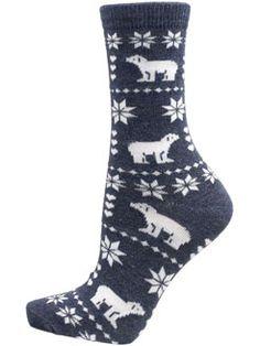 cute Christmas socks.