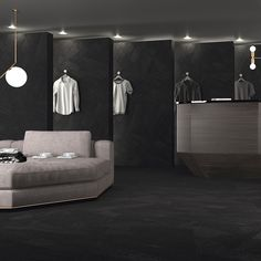 Materia Black Lap Rect Porcelain Tile Porcelain Tiles, Bed, Furniture, Black, Home Decor, Decoration Home, Stream Bed, Black People, Room Decor