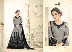 Designer Bollywood Salwar Kameez Indian Anarkali Suit Pakistani Wedding Dress