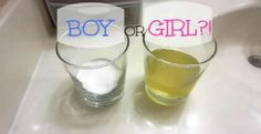 See If You Are Expecting A BOY Or A GIRL With This Simple Baking Soda Gender Test