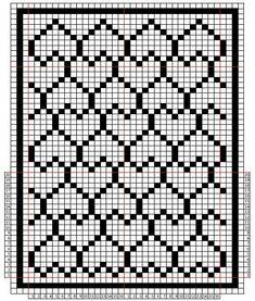 Eady and cool fair isles pattern – Artofit Crochet Afghans, Crochet Puntada Bobble, Bobble Stitch Crochet, Crochet Motifs, Crochet Diagram, Crochet Stitches Patterns, Tapestry Crochet, Crochet Chart, Crochet Squares