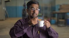 This Guy's Tired Of Plastic Utensils So He Invented Utensils You Can Eat