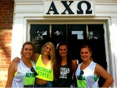 Alpha Chi Omega-Michigan State University