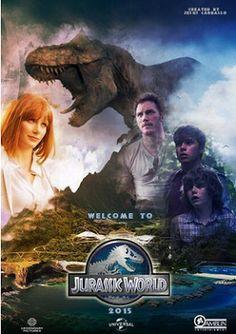 Jurassic World (2015) 300mb Full Movie Download Free HD