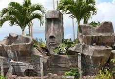 Miniature Golf, putt-putt, bumper boats and more at Tiki Island on MCB Hawaii.