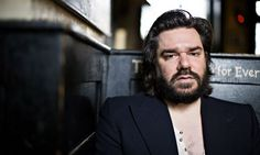The upside of insomnia: how sleep deprivation aids creativity (pictured: Matt Berry, photo by Graeme Robertson)