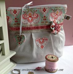 Cosmetic pouch patter npics 198