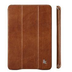 High quality Genuine Cow Leather. Vintage style Handcrafted with no stitching For iPad mini ONLY Vintage Leather Smart Case for iPad Mini Brown Shipping for UK , http://www.amazon.co.uk/dp/B00ENT3WR2/ref=cm_sw_r_pi_dp_Xq3esb1Q42ZB8