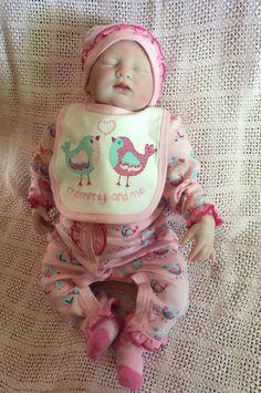 Bébé Reborn Gemma coupe bouche commande par Looksorealreborns