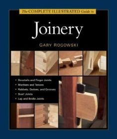 The only book about joinery you will ever need! #woodworking #joints http://www.handymantips.org/the-complete-illustrated-guide-to-joinery/