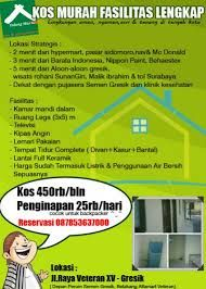 image result for contoh flyers penginapan