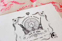 Invites by Ice Cream Social Elegant Invitations, Wedding Invitation Cards, Invitation Design, Wedding Illustration, Graphic Illustration, Ice Cream Social, Wedding Invitation Inspiration, Announcement Cards, Card Envelopes