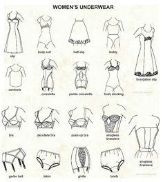 womens underwear