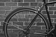 Carbon Fibre Mudguards - Swarf Cycles