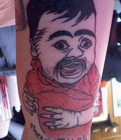 ... Tattoos on Pinterest | Funny tattoos Terrible tattoos and Bad tattoos