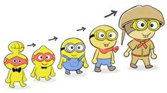부키치 진화과정