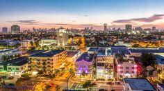 Amerikas neue Lichtgestalt: Mit knalliger Sprühdose in der einen und viel Geld in der anderen Hand hat sich Miami in die lässigste Kulturmetropole der USA verwandelt.