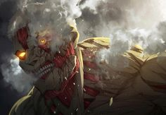 Best Attack On Titan - Anime, Cartoon Attack On Titan Series, Attack On Titan Anime, Titan Armor, Anime Manga, Anime Art, Titan Shifter, Studio Ghibli, Aot Titans, New Image Wallpaper
