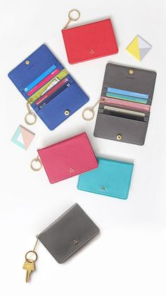 Leather Bags Handmade, Leather Craft, Coin Wallet, Small Leather Goods, Leather Accessories, Card Case, Wallets For Women, Leather Wallet, Purses And Bags