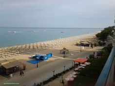 Golden Sands, Bulgaria #goodatservice.com