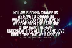 Same Love on Pinterest   Macklemore Lyrics, Songs and Mary Lambert