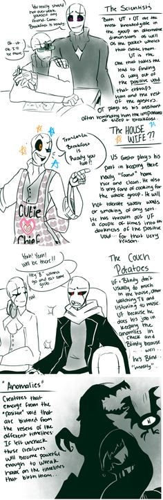 Home Dynamics Of The Gang by Bunnymuse.deviantart.com on @DeviantArt