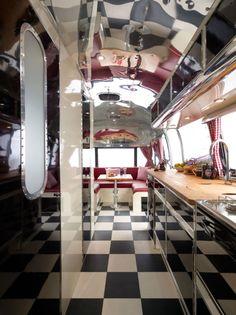 Airstream trailer ideas