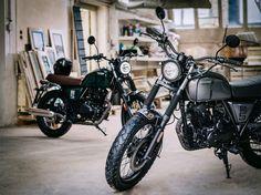 Brixton Motorcycles es una firma que poco a poco se adentra en el mercado europeo con su modelo BX 125, caracterizada por un diseño minimalista y vintage, sumamente bien logrado. Esa práctica que n…