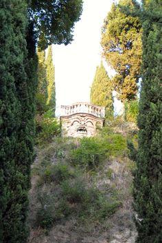 The Giusti Garden in Verona, Italy
