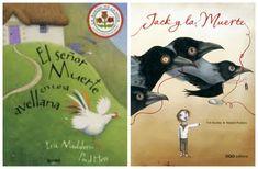 libro infantil El señor Muerte en una avellana y Jack y la muerte Teaching, Books, Children's Literature, Children Books, Infancy, Short Stories, Death, Libros, Book