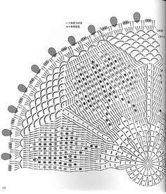 Вяжем салфетки с бисером — Yandex.Disk