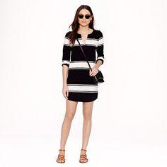 Maritime stripe tunic dress - beach cover-ups - Women's Women_Shop_By_Category - J.Crew