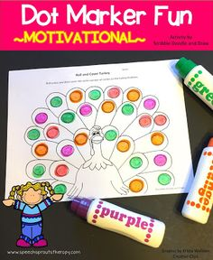 7 Reasons Why You Need Dot Markers in Speech Therapy